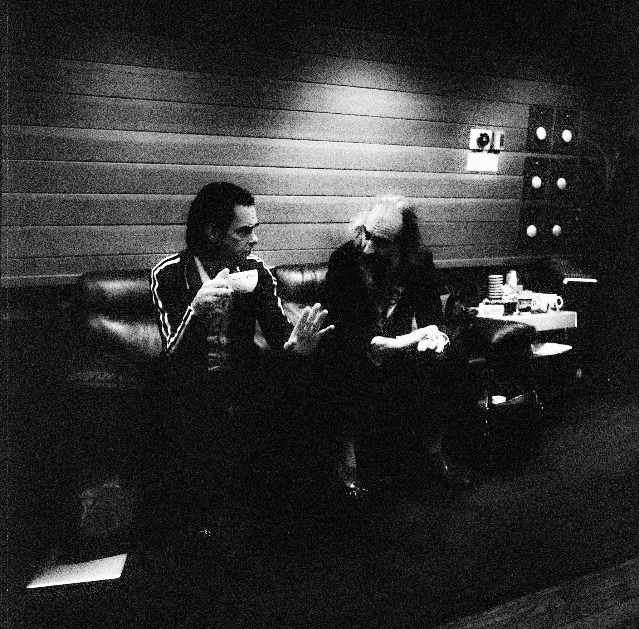 Nick Cave & The Bad Seeds pubblicheranno un doppio album la prossima settimana
